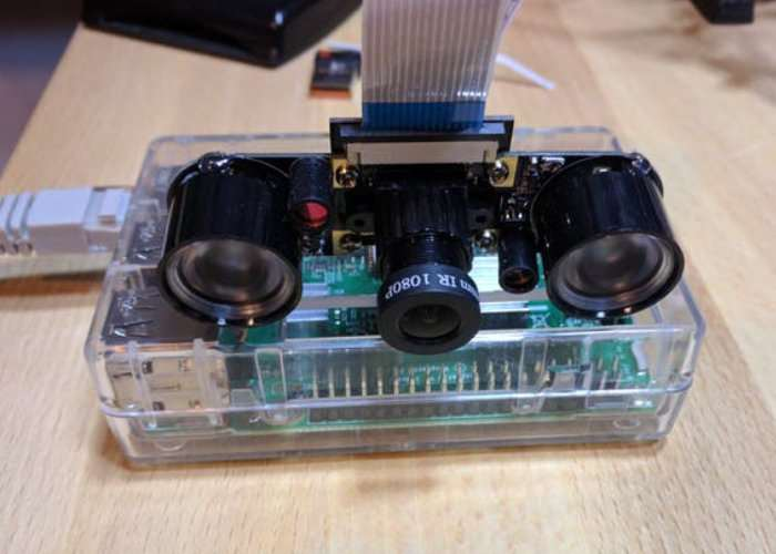 Raspberry Pi Facial Recognition