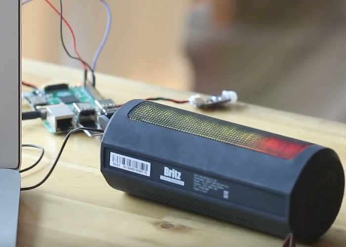 Raspberry Pi Internet Of Things Motion Detecting Music System