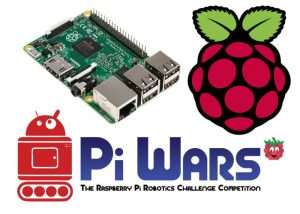 Raspberry Pi Wars 2017 Starts April 1st