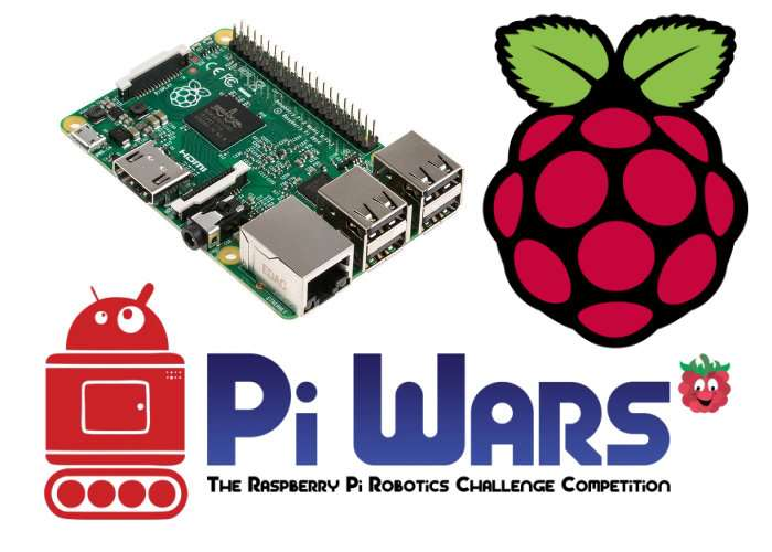Raspberry Pi Wars 2017