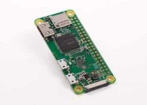 HubPi Cam Raspberry Pi Zero W USB Hub, USB Camera And Case (video)