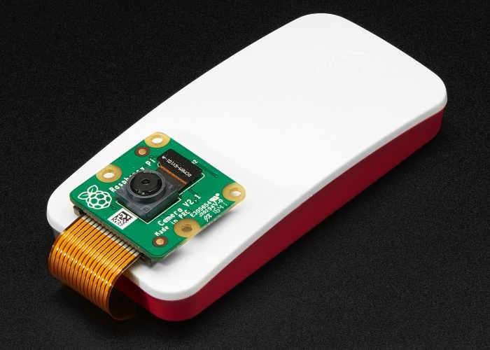 Raspberry Pi Zero W Camera