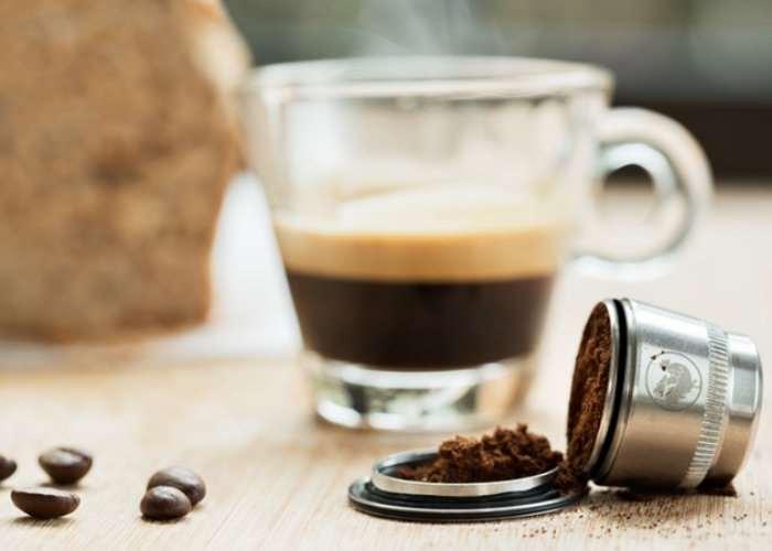 Refillable Coffee Capsule for Nespresso Machines