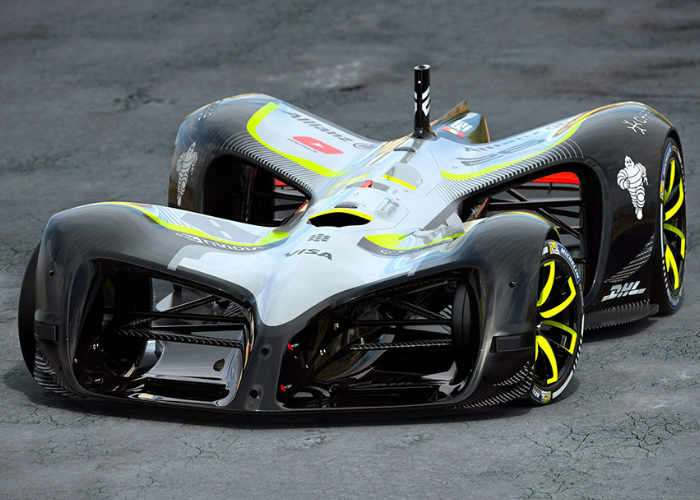 Robocar Driverless Race Car Development