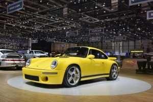 Ruf CTR Announced At The Geneva Motor Show