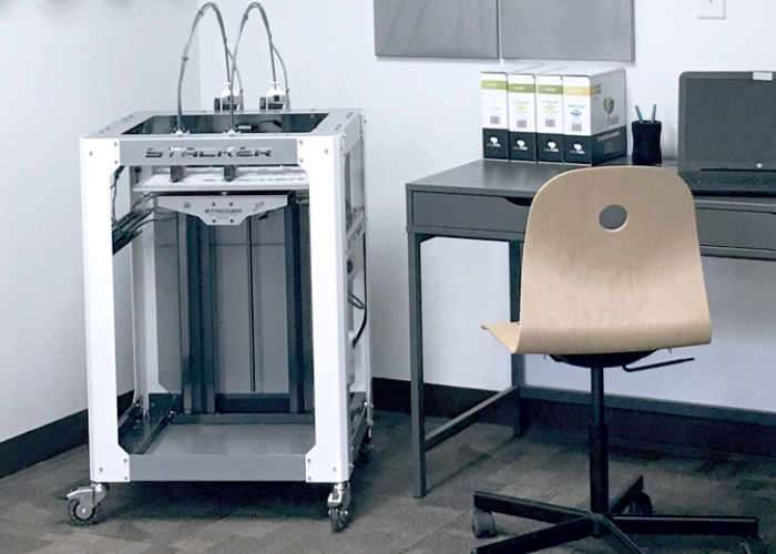 STACKER S2 Industrial 3D Printer