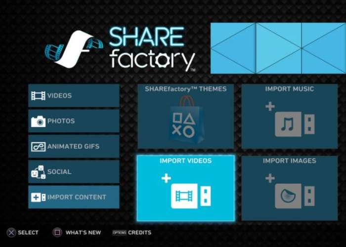 Sharefactory Update 2.50