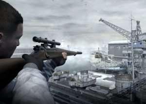 Sniper Elite 4 Deathstorm DLC 90 Minute Co-Op Gameplay (video)