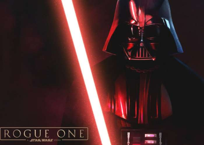 Star Wars Rogue One, Last Darth Vader