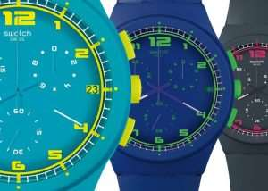 New Swatch Smartwatch Operating System Under Development