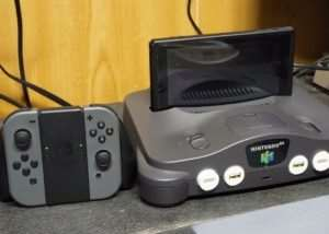 Nintendo 64 Hacked To Become Unique Switch Dock