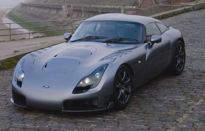 TVR Supercar