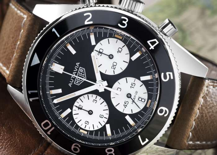 Tag Heuer Autavia Iconic Divers Watch