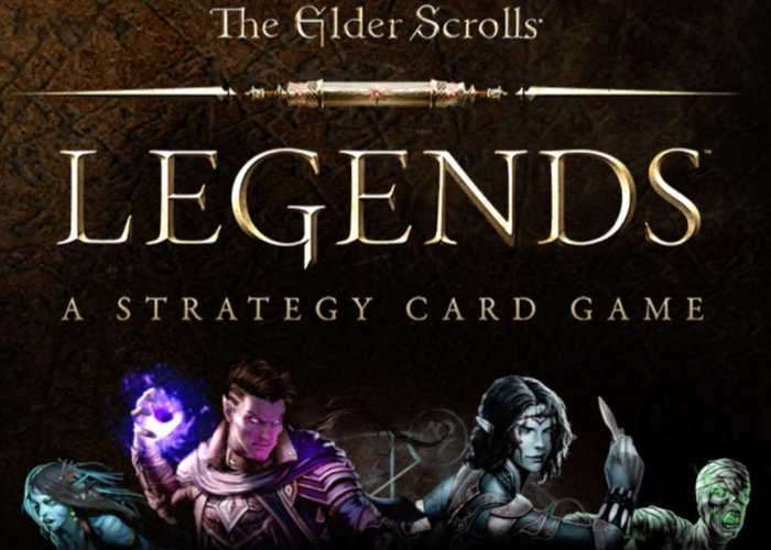 The Elder Scrolls Legends Digital Card Game