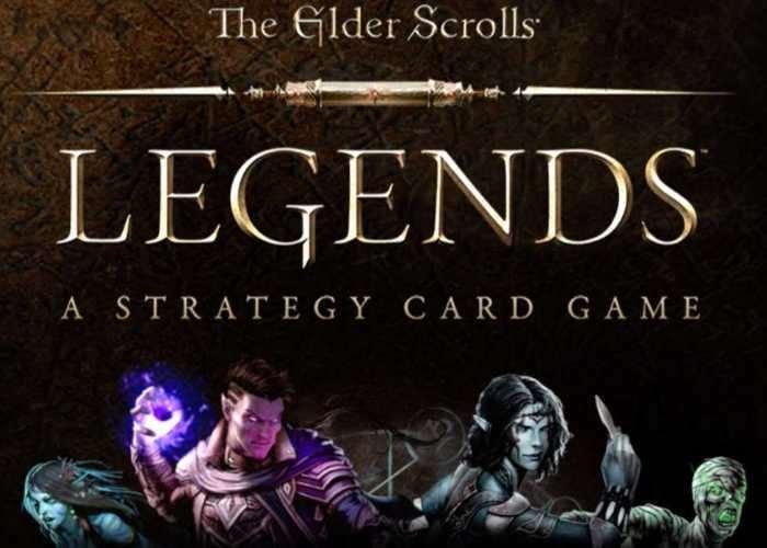 The Elder Scrolls Legends Digital Card Game