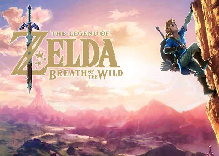 Zelda Breath of the Wild PC
