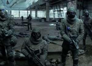Trinity Science Fiction Virtual Reality TV Show Teased (video)