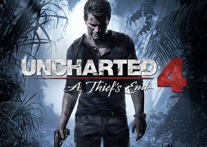 Uncharted 4 - Game Of The Year