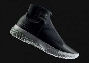 Under Armour 3D Printed Shoe Launches March 30th For $300