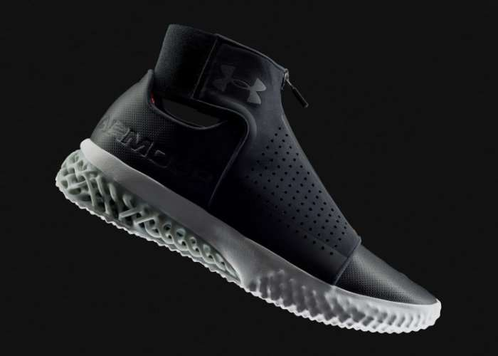Under Armour 3D Printed Shoe