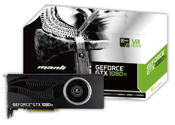 VR Ready Graphics Card