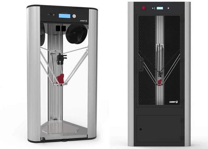 WASP Unveiled Three New 3D Printers