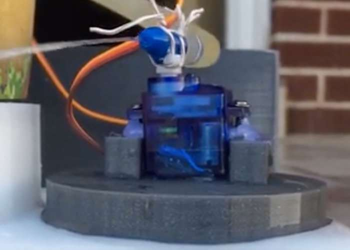 Wireless Raspberry Pi Water Gun Kit