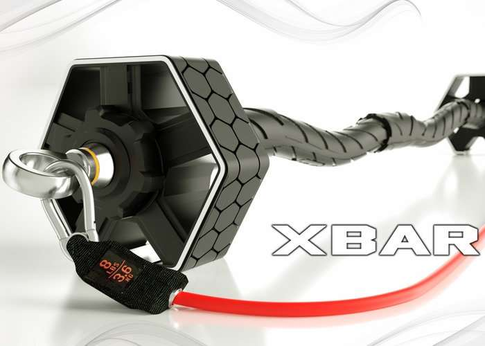 XBAR FLYT Portable Personal Fitness System
