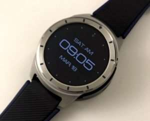 ZTE Quartz Android Wear Smartwatch Leaked