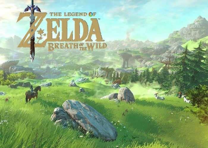 Making Of Zelda Breath of the Wild Documentary