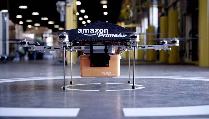 Amazon Prime Air Drone Makes Its First US Delivery