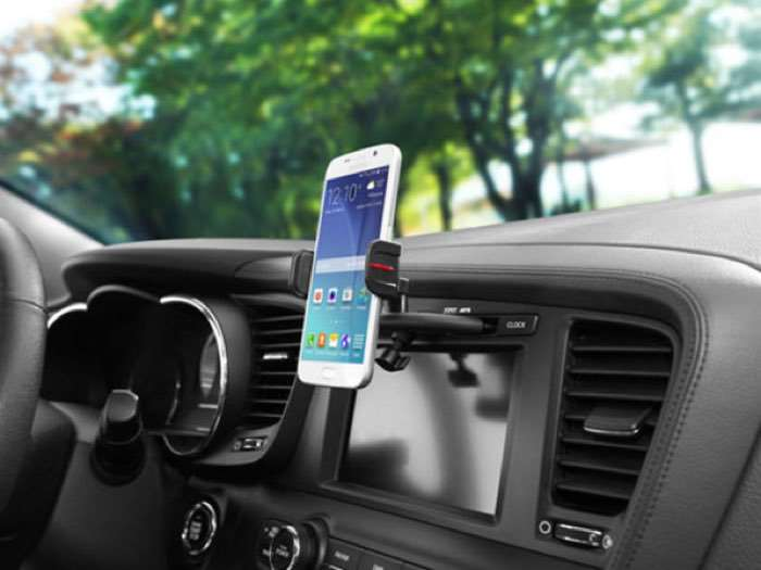 ExoMount CD Car Mount