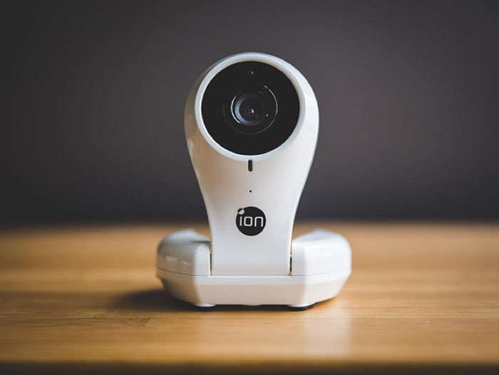 iON the Home HD WiFi Home Camera