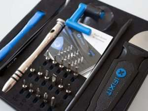 Reminder: Get The iFixit Essential Electronics Toolkit For $19.95