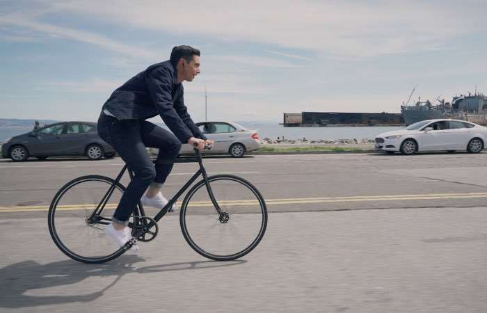 Levis Commuter Connected Jacket