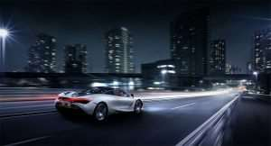 McLaren 720S Uncovered in Geneva