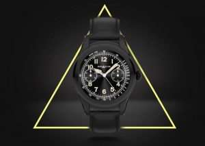 Montblanc Summit Android Wear Smartwatch Announced