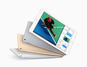 New 9.7 Inch iPad Announced, Replaces iPad Air 2