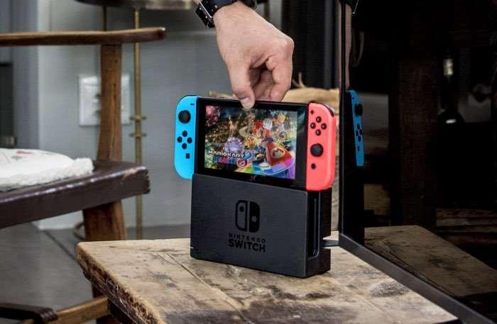 Nintendo Switch hacked