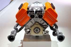 Spyker's Koenigsegg Engine Makes 600hp at 8k RPM