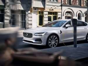 Volvo EV Is Coming In 2019 With A 250 Mile Range