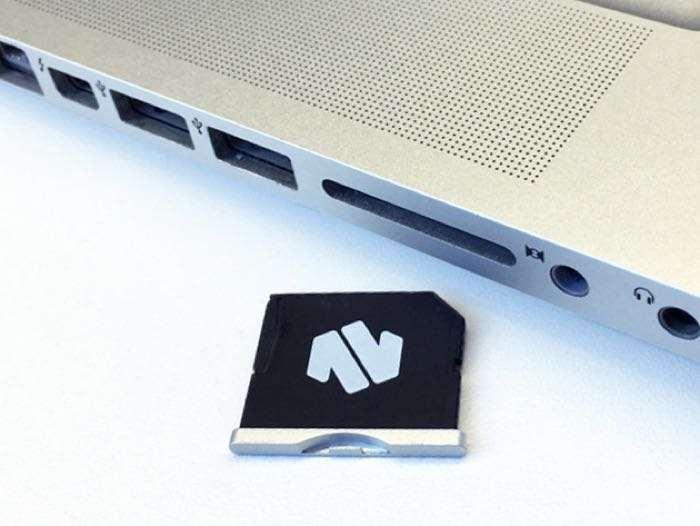 Nifty MiniDrive MicroSD Card Adapter