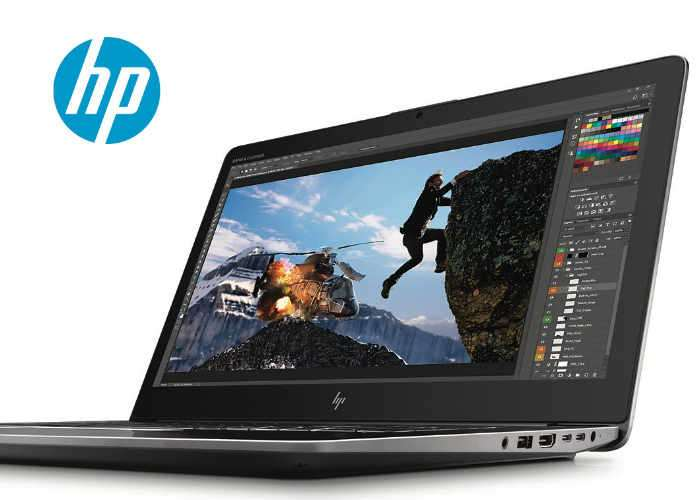 4 New HP ZBook Mobile
