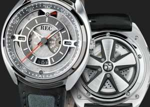 901 Collection Watch Made From Recycled Porsche 911's (video)