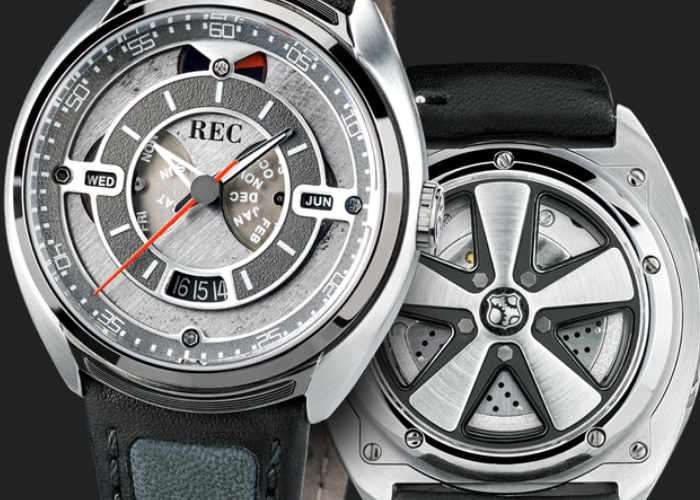 901 Collection Watch Made From Recycled Porsche 911-1