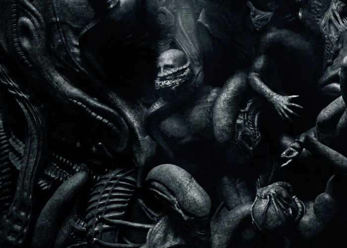 Alien Covenant Crew Messages