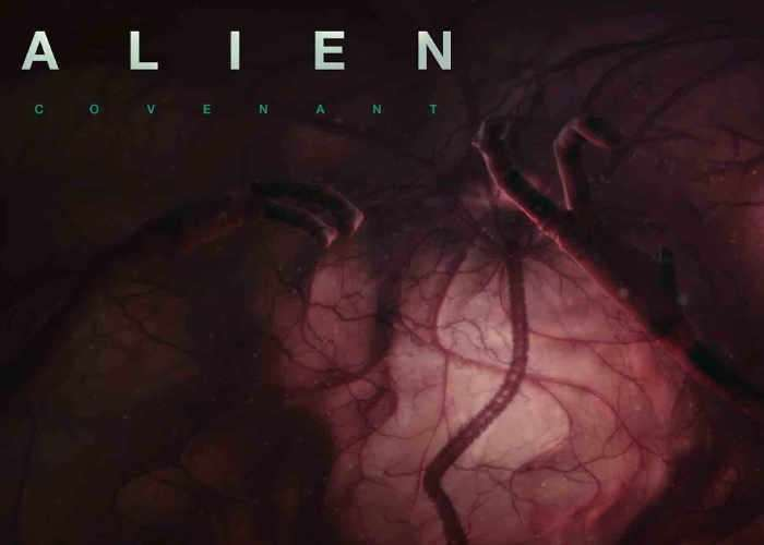 Alien Covenant Virtual Reality Experience