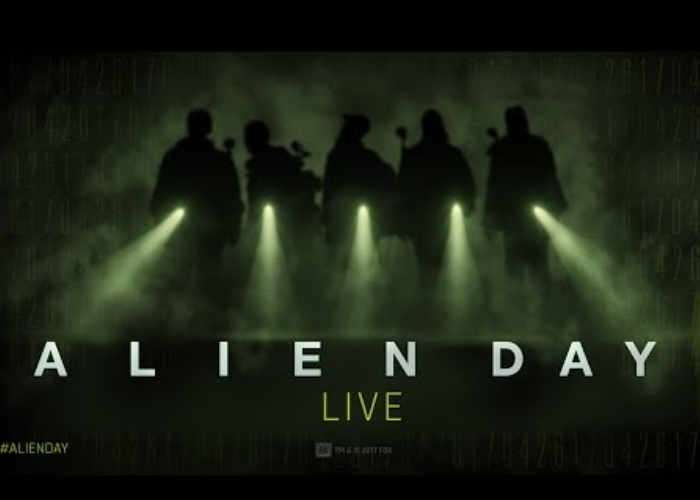 Alien Day Stream