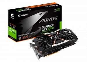 Gigabyte Aorus GeForce GTX 1060 6GB Xtreme Edition Graphics Card Unveiled