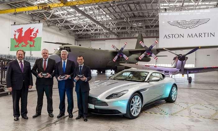 Aston Martin St Athan